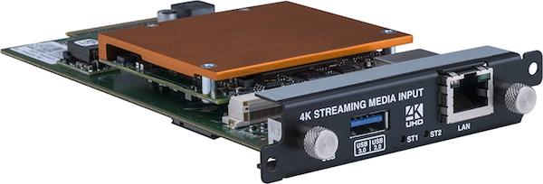 tvone 4k streaming media input
