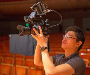 Realm Choong with Sony FS5 & Video Devices Pix E5