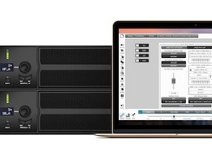 l-acoustics amplified controller la12x and la4x with avnu certification