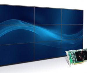 matrox c900 graphics card for video walls