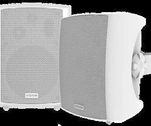 vision audiovisual sp-1800P speakers