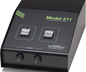 studio technologies model 211 announcer