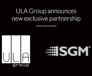 ula partners with sgm